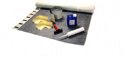Wetroom Membrane Kit, 2mm Thick 5 or 10 Square Meters, Inc Primer Etc